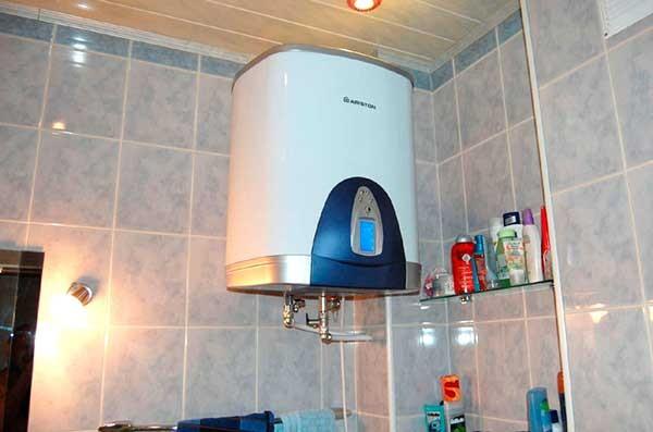 Монтаж водонагревателей