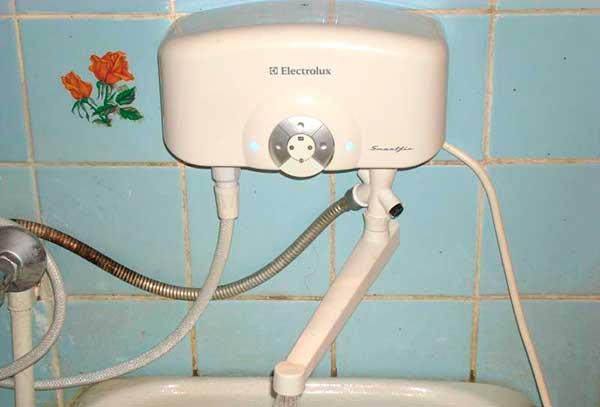 Ремонт проточного водонагревателя своими руками5