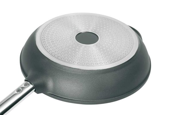 Индукционная сковорода подходит для газовой плиты