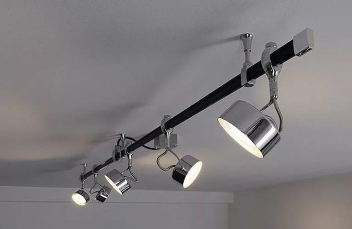 Светильники на шинопроводе