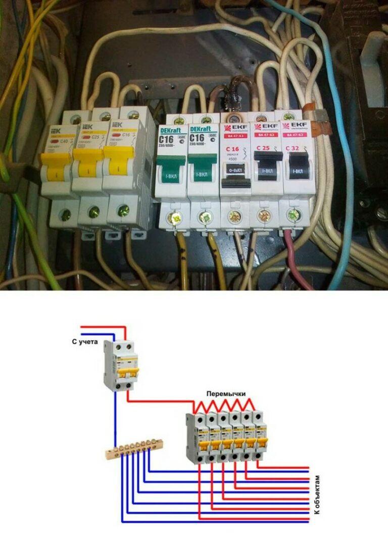подключение провода в щиток фото мисаки ито