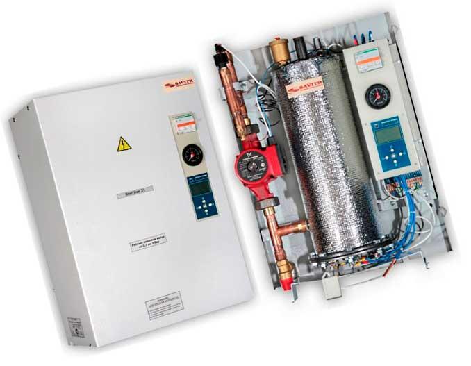 Подключение электрокотла к системе отопления