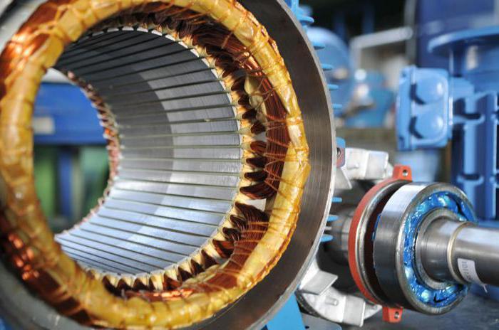Чем отличается синхронный двигатель от асинхронного